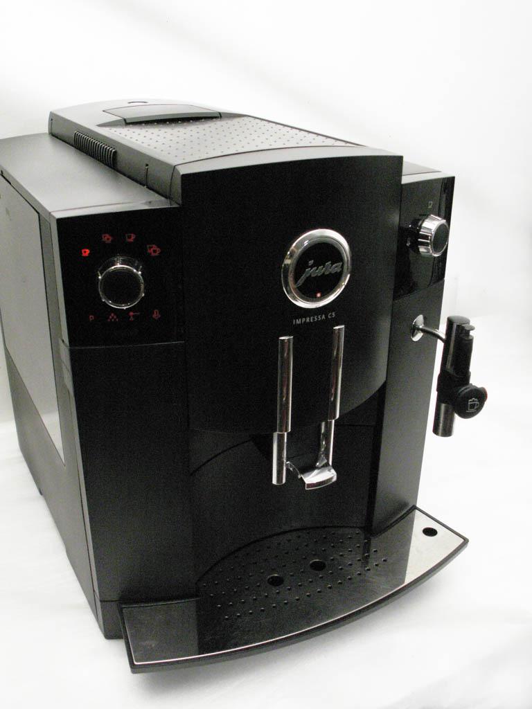 kaffeevollautomat jura c5 2 generation 1 jahr garantie. Black Bedroom Furniture Sets. Home Design Ideas